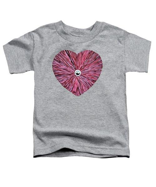 Valentine 2 Toddler T-Shirt