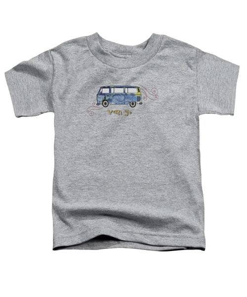 Van Go Toddler T-Shirt
