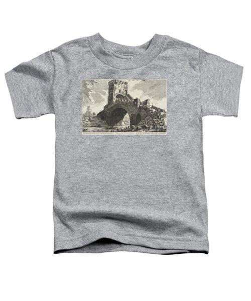 Veduta Del Ponte Salario Toddler T-Shirt