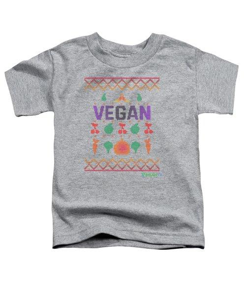 Vegan Traditional Toddler T-Shirt