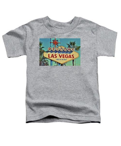 Vegas Toddler T-Shirt