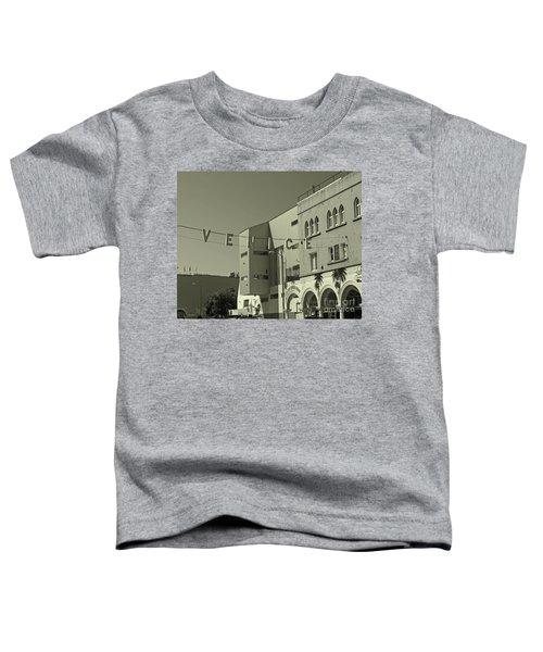 Venice Sign Toddler T-Shirt