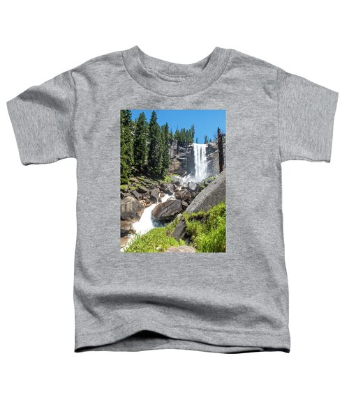 Vernal Falls- Toddler T-Shirt