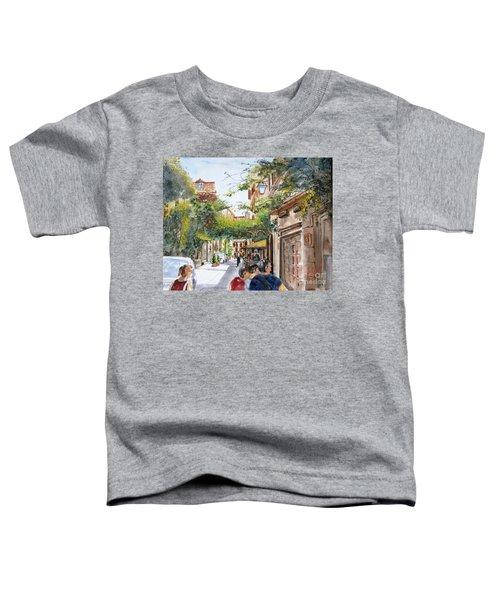 via Margutta Toddler T-Shirt