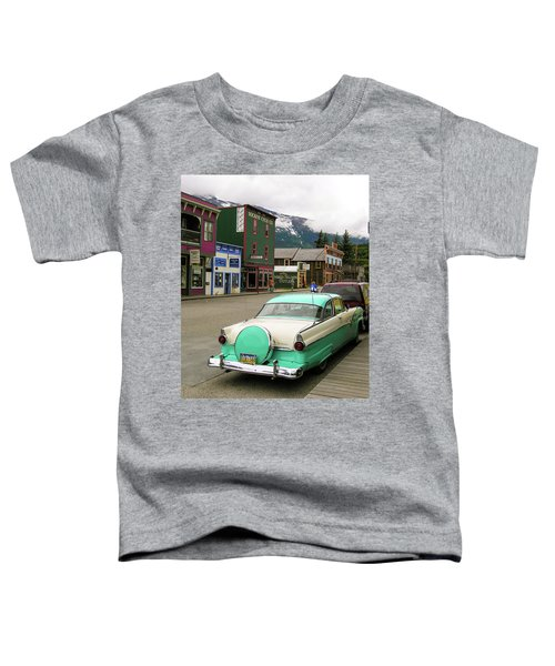 Vicky In Skagway Toddler T-Shirt