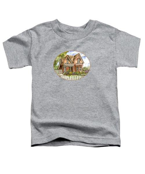 Victorian Beauty Toddler T-Shirt