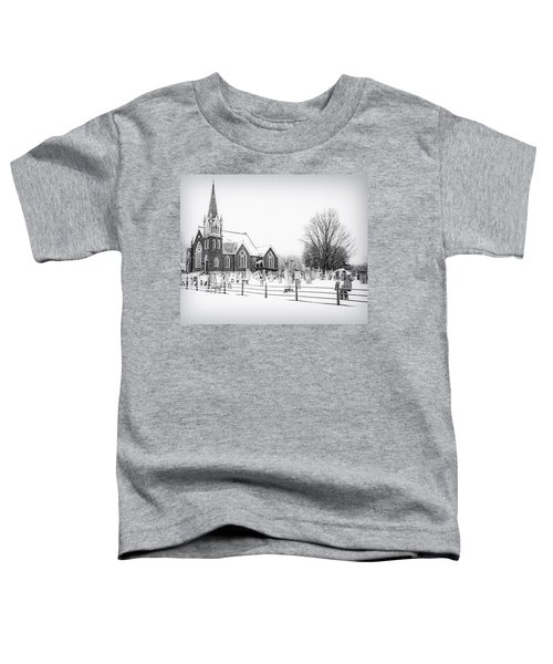 Victorian Gothic Toddler T-Shirt