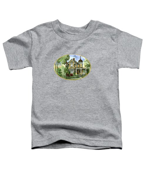 Victorian In The Avenues Toddler T-Shirt