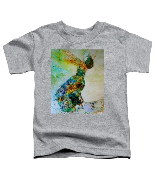 Victory Dance Toddler T-Shirt