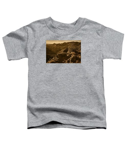 View From The Top Tnt Toddler T-Shirt