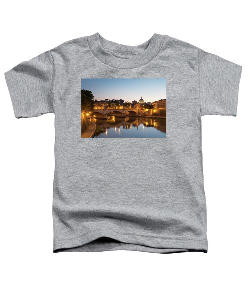 View Of Rome Toddler T-Shirt
