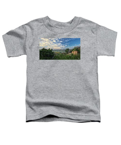View Of Simi Valley Toddler T-Shirt