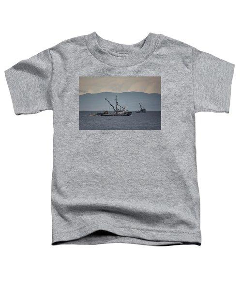 Viking Sunrise Toddler T-Shirt