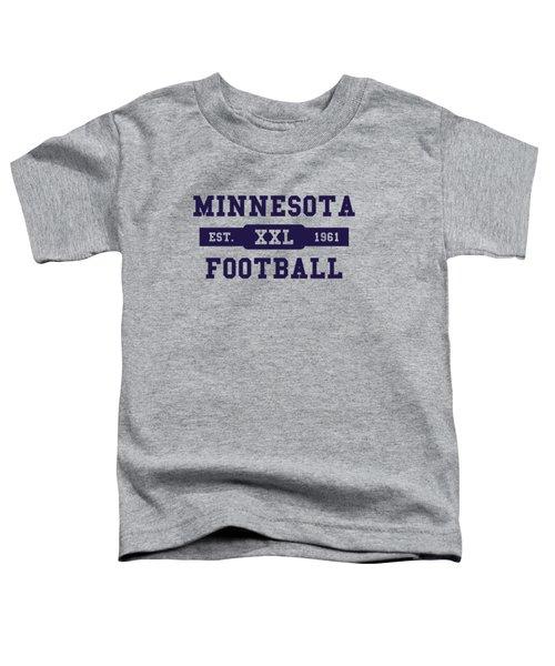 Vikings Retro Shirt Toddler T-Shirt