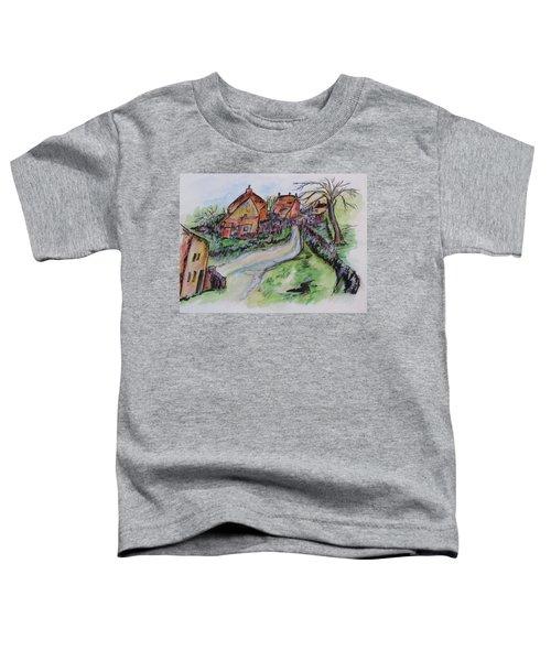 Village Back Street Toddler T-Shirt