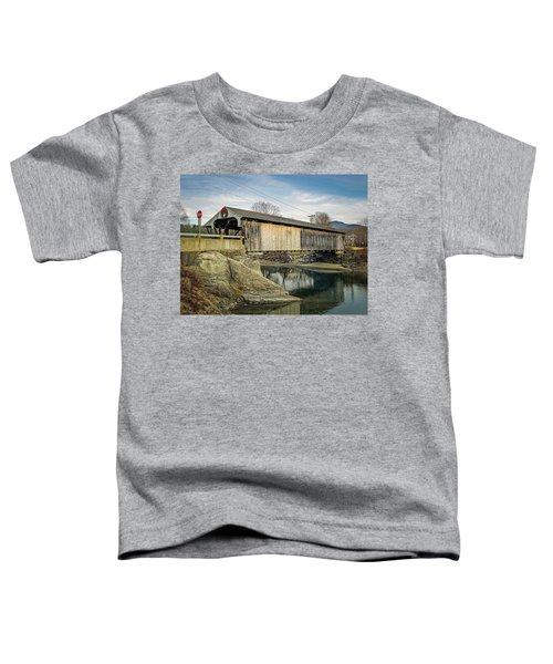 Village Bridge Toddler T-Shirt