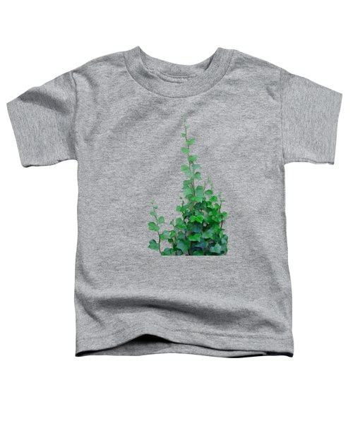 Vines By The Wall Toddler T-Shirt