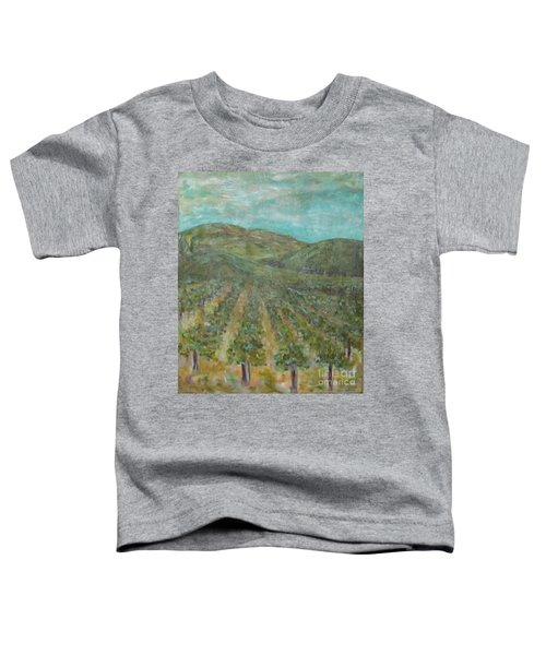 Vineyard #2 Toddler T-Shirt