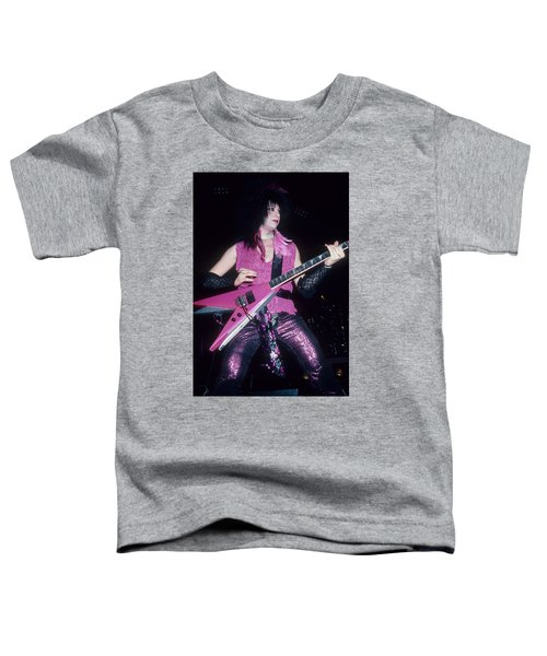 Vinnie Vincent Toddler T-Shirt