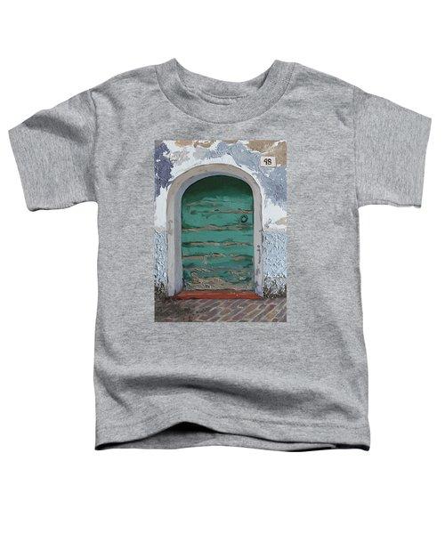 Vintage Series #2 Door Toddler T-Shirt