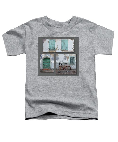 Vintage Series All 3 In 1 Toddler T-Shirt