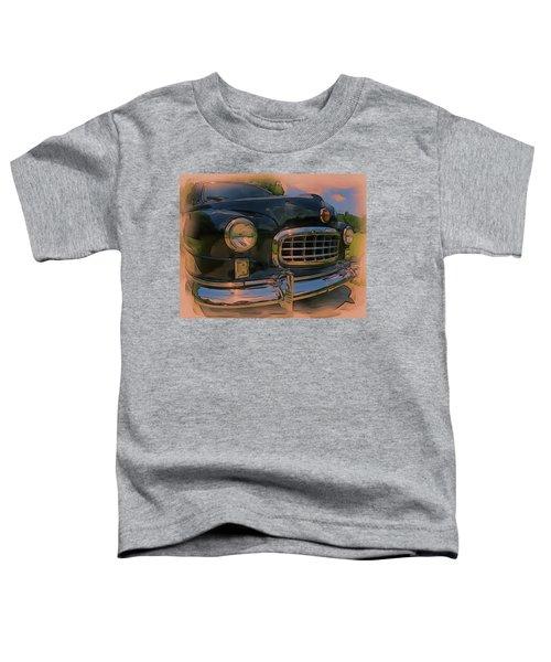 Vintage Nash Toddler T-Shirt