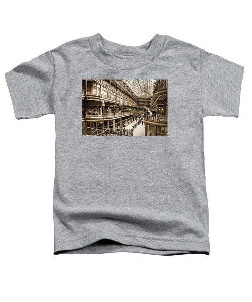 Vintage Old Arcade Toddler T-Shirt