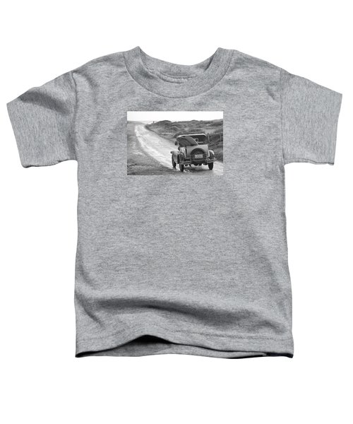 Vintage Surf Toddler T-Shirt
