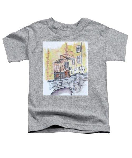 Vintage Wash Day Toddler T-Shirt
