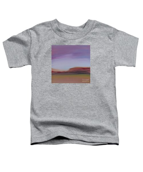 Violet Skies Toddler T-Shirt