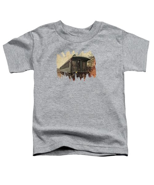Virginia City Pullman Car Toddler T-Shirt