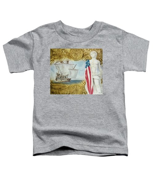 Visions Of Discovery Toddler T-Shirt
