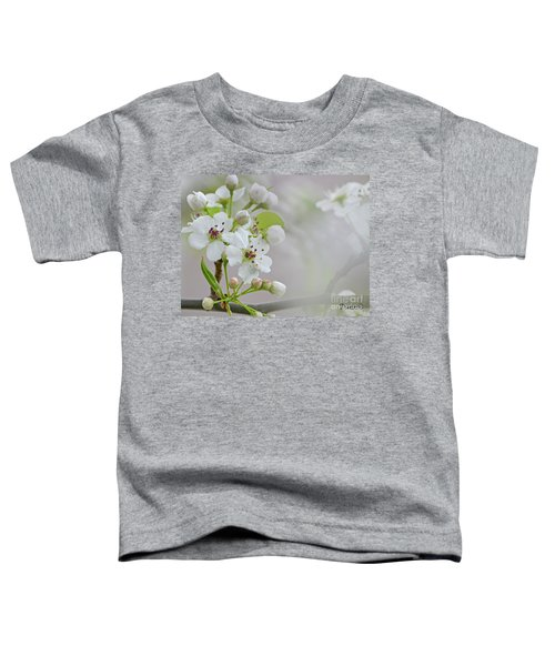 Visions Of White Toddler T-Shirt