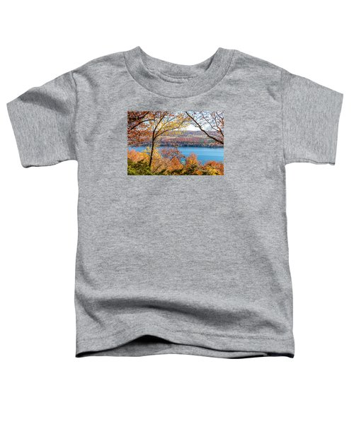 Vista From Garrett Chapel Toddler T-Shirt