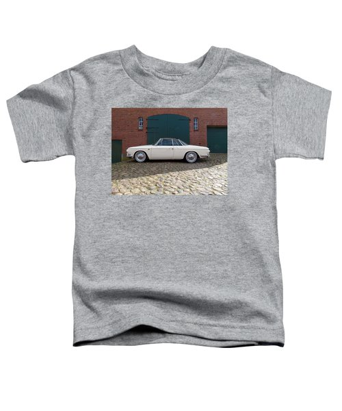 Volkswagen Karmann Ghia Toddler T-Shirt