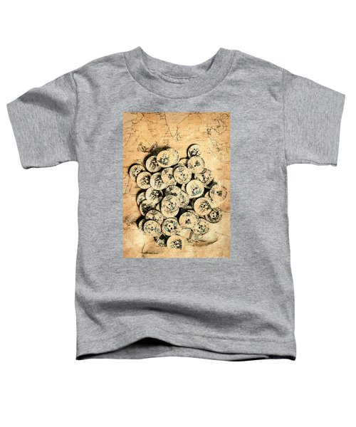 Voyages Of Old World Toddler T-Shirt