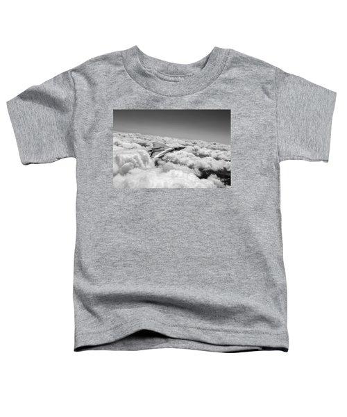 Vulcan Sheen Bw Version Toddler T-Shirt