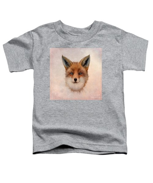 Vulpes Vulpes Toddler T-Shirt