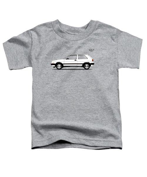 Vw Golf Gti Toddler T-Shirt