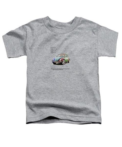 Vw Parts Toddler T-Shirt