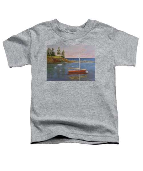 Waiting For The Wind Toddler T-Shirt