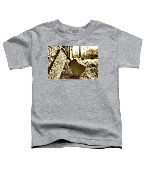 Waiting To Play Toddler T-Shirt