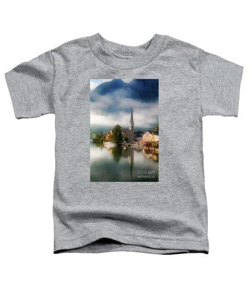 Waking Up In Hallstatt Toddler T-Shirt
