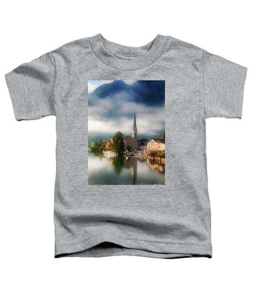 Waking Up In Hallstatt Toddler T-Shirt