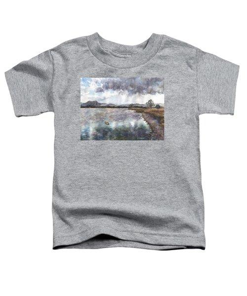 Walden Ponds On An April Evening Toddler T-Shirt