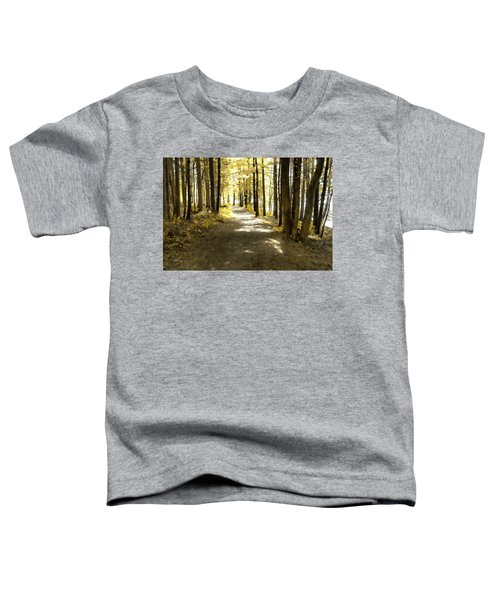 Walk In The Woods Toddler T-Shirt