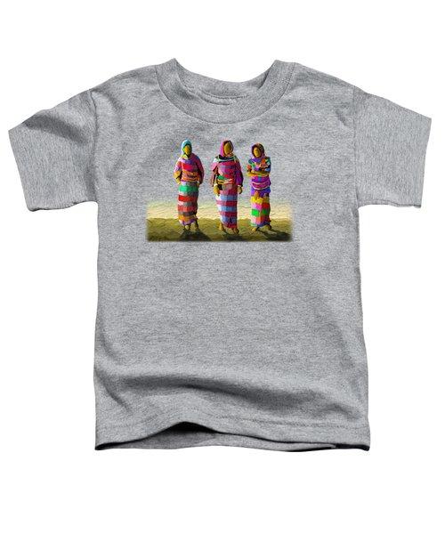 Walk The Talk Toddler T-Shirt