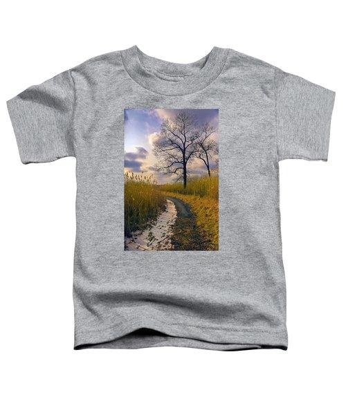 Walk With Me Toddler T-Shirt