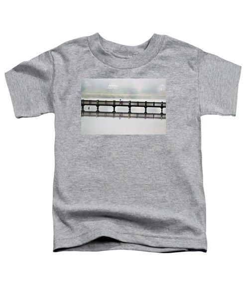 Walking Bridge Toddler T-Shirt
