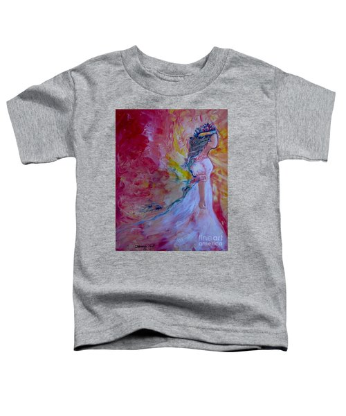 Walking In Authority Toddler T-Shirt
